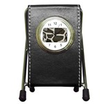 277G1001 Pen Holder Desk Clock