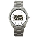 277G1001 Sport Metal Watch