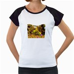 2-95-Animals-Wildlife-1024-028 Women s Cap Sleeve T