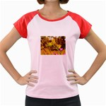 2-95-Animals-Wildlife-1024-028 Women s Cap Sleeve T-Shirt