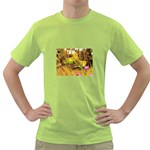 2-95-Animals-Wildlife-1024-028 Green T-Shirt