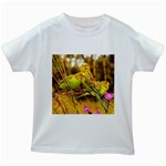 2-95-Animals-Wildlife-1024-028 Kids White T-Shirt