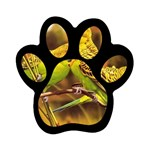 2-95-Animals-Wildlife-1024-028 Magnet (Paw Print)
