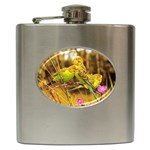 2-95-Animals-Wildlife-1024-028 Hip Flask (6 oz)