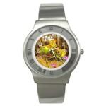 2-95-Animals-Wildlife-1024-028 Stainless Steel Watch