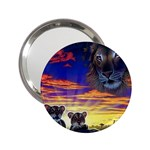 2-77-Animals-Wildlife-1024-010 2.25  Handbag Mirror
