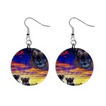 2-77-Animals-Wildlife-1024-010 1  Button Earrings