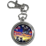 2-77-Animals-Wildlife-1024-010 Key Chain Watch