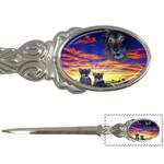 2-77-Animals-Wildlife-1024-010 Letter Opener