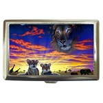 2-77-Animals-Wildlife-1024-010 Cigarette Money Case