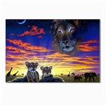2-77-Animals-Wildlife-1024-010 Postcard 4 x 6  (Pkg of 10)