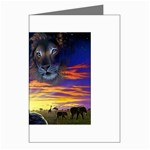 2-77-Animals-Wildlife-1024-010 Greeting Card