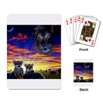 2-77-Animals-Wildlife-1024-010 Playing Cards Single Design