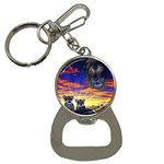 2-77-Animals-Wildlife-1024-010 Bottle Opener Key Chain