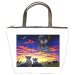 2-77-Animals-Wildlife-1024-010 Bucket Bag