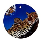 2-74-Animals-Wildlife-1024-007 Ornament (Round)