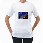 2-74-Animals-Wildlife-1024-007 Women s T-Shirt