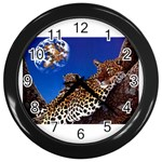2-74-Animals-Wildlife-1024-007 Wall Clock (Black)
