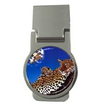 2-74-Animals-Wildlife-1024-007 Money Clip (Round)