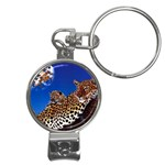 2-74-Animals-Wildlife-1024-007 Nail Clippers Key Chain