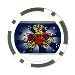 Mind_-Body-_-Soul-Tattoo-Belt-Buckle Poker Chip Card Guard