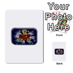 Mind_-Body-_-Soul-Tattoo-Belt-Buckle Multi-purpose Cards (Rectangle)