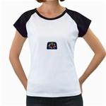 Mind_-Body-_-Soul-Tattoo-Belt-Buckle Women s Cap Sleeve T