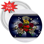 Mind_-Body-_-Soul-Tattoo-Belt-Buckle 3  Button (100 pack)