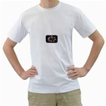 Mind_-Body-_-Soul-Tattoo-Belt-Buckle White T-Shirt