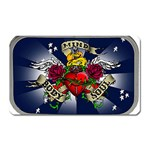 Mind_-Body-_-Soul-Tattoo-Belt-Buckle Magnet (Rectangular)
