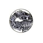 LARK65 Hat Clip Ball Marker (4 pack)