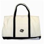 LARK65 Two Tone Tote Bag