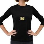 LARK64 Women s Long Sleeve Dark T-Shirt