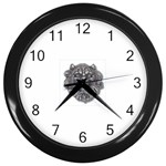 LARK60 Wall Clock (Black)