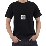 LARK60 Black T-Shirt (Two Sides)