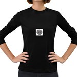 LARK60 Women s Long Sleeve Dark T-Shirt