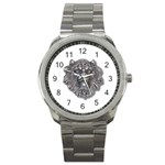 LARK60 Sport Metal Watch