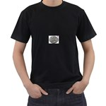 lark57 Black T-Shirt (Two Sides)