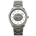 lark57 Sport Metal Watch