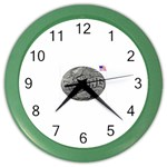 lark57 Color Wall Clock