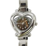 I76E Heart Italian Charm Watch