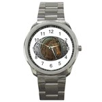 I76E Sport Metal Watch