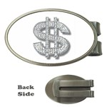 BucaleA118 Money Clip (Oval)