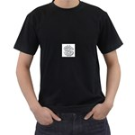 BucaleA118 Black T-Shirt