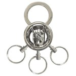 31035 3-Ring Key Chain