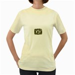 31035 Women s Yellow T-Shirt