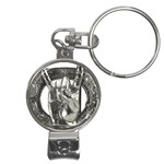 31035 Nail Clippers Key Chain