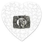 31035 Jigsaw Puzzle (Heart)
