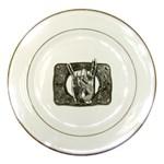 31035 Porcelain Plate