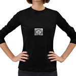 31035 Women s Long Sleeve Dark T-Shirt